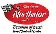 Jack Carter North Star Fernie Logo